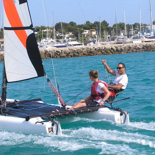 RENT A CATAMARAN IN MALLORCA