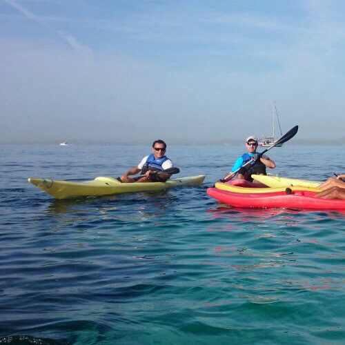 KAYAK EXCURSIONS IN MALLORCA