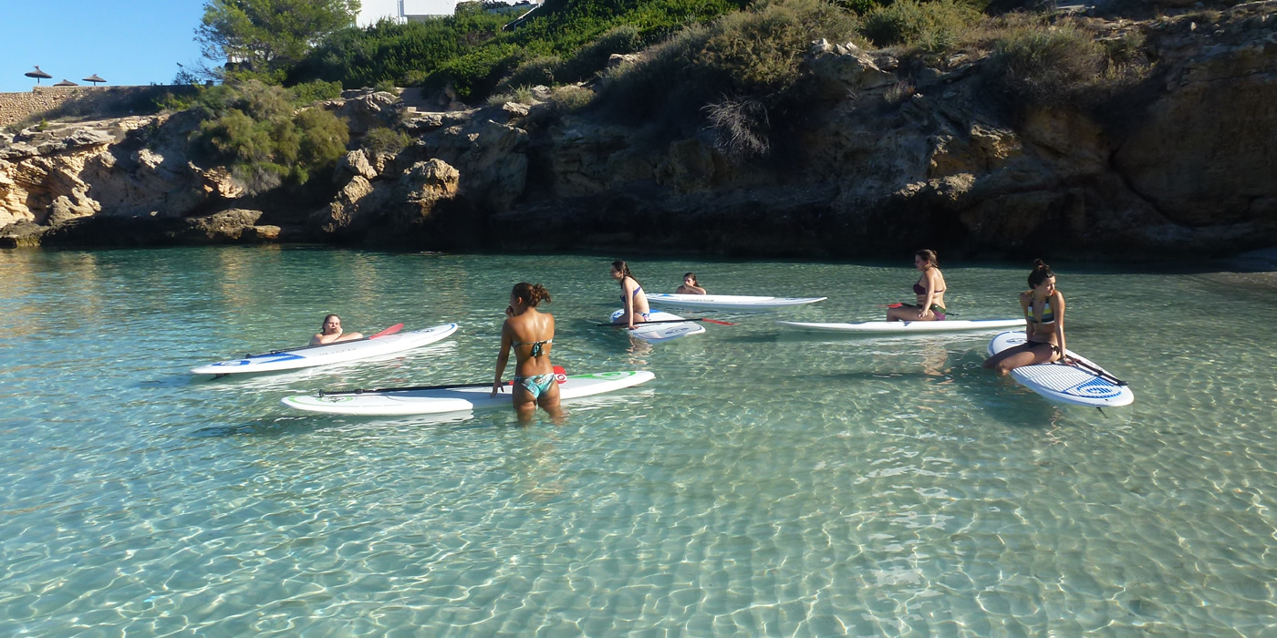 Stand Up Paddle en Mallorca